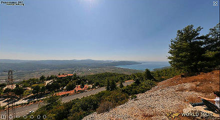 МАРМАРИС - виртуальная панорама Эгейского моря