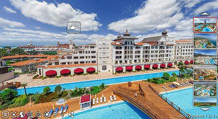 ТУРЦИЯ - 11 самых топовых гостиниц в виртуальных 3D панорамах!
